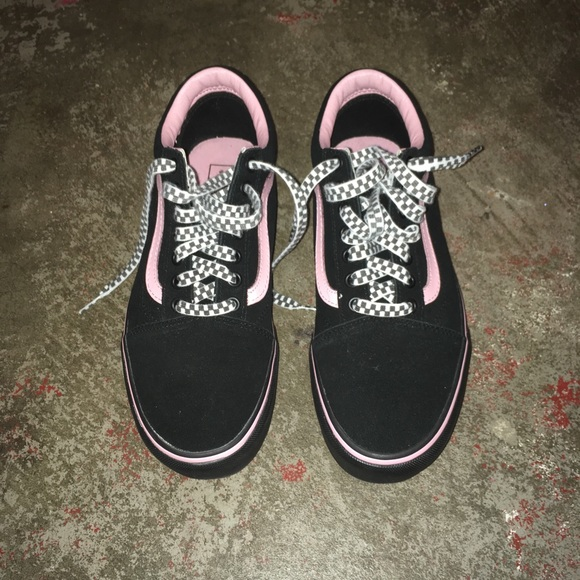 3c1cda1f22e0 Vans x lazy oaf. M 5bcd39312e1478a52baac577. Other Shoes you may like. VANS  OldSkool Platforms (Men 5) women ...